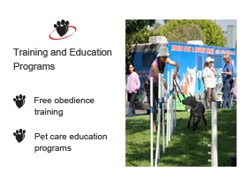 Training and Education Programs - Slide 3