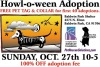 Baldwin Park Howl-o-ween Adoption Day